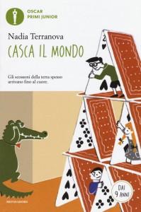 Casca-Il-Mondo-Nadia-Terranova-Mondadori-Oscar-Primi-Junior-Premio-Nazionale-Di-Letteratura-Per-I-Ragazzi-Gigante-Delle-Langhe