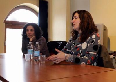 Le autrici Susanna Mattiangeli e Nadia Terranova incontrano i ragazzi