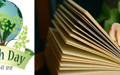 Giornata della Terra e Giornata Mondiale del libro