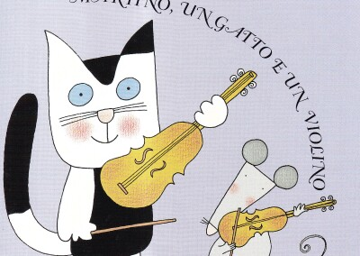 II edizione - Martino, un gatto e il suo violino - Nicoletta Costa - Castalia