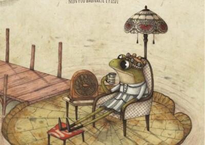 XIII edizione - La regina delle rane non puo' bagnarsi i piedi - Marco Soma' -  Kite Edizioni
