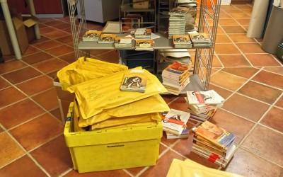 Giuria dei Ragazzi: libri in partenza
