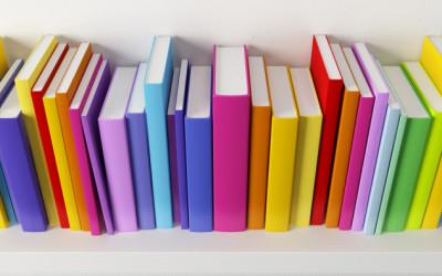 Copie dei libri finalisti in partenza per raggiungere la Giuria dei Ragazzi in tutta Italila